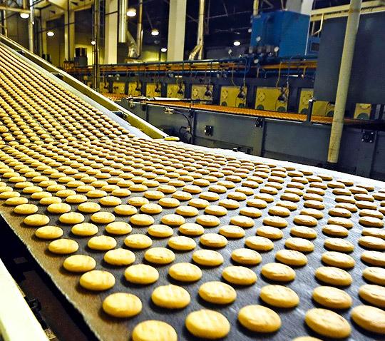 烘焙行业食品润滑油解决方案